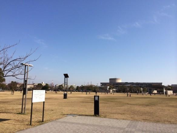 宝塚市の末広公園